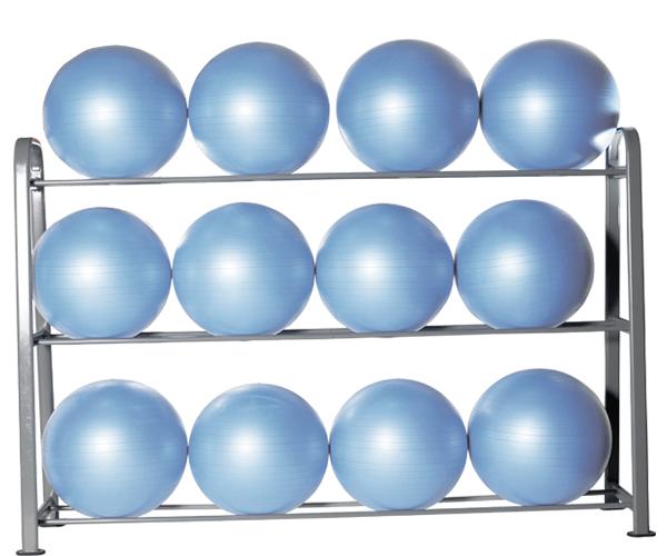 Olive 4 ball compact rack