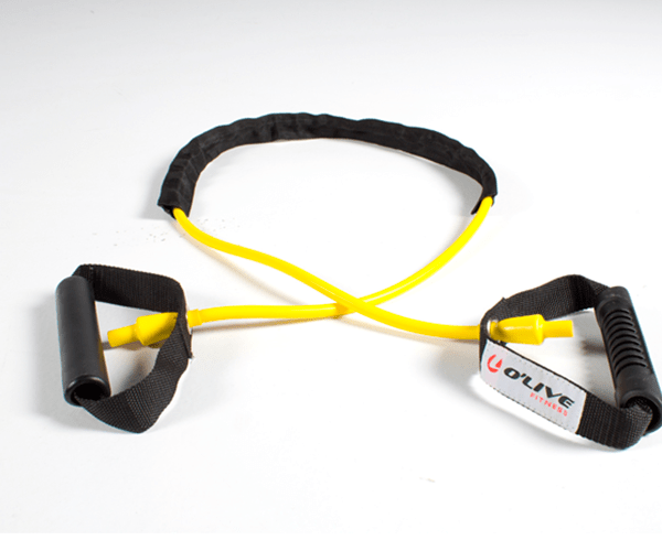 Olive resistance tube yellow content oomkt