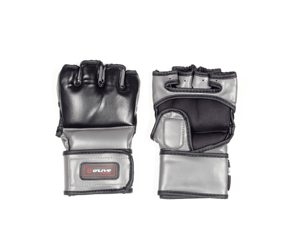 Olive MMA Light Boxing Gloves Product 1