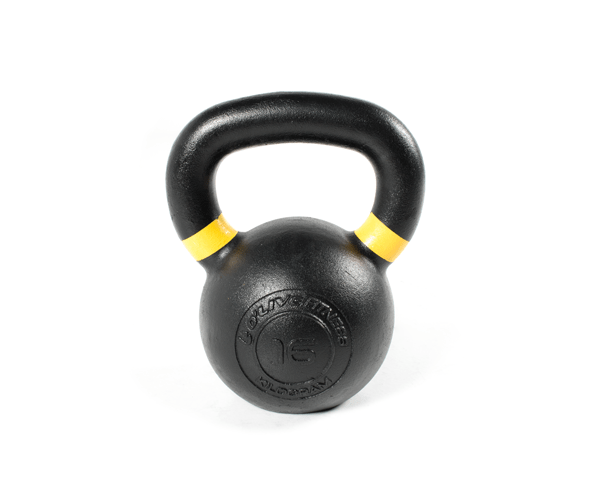Olive Cast Iron Kettlebells Product 3