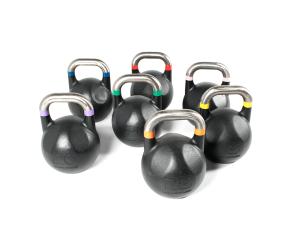 Olive Competitive Kettlebells Portada