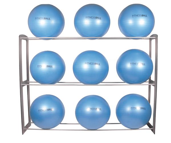 Olive Fitness Ball Compact Rack PORTADA