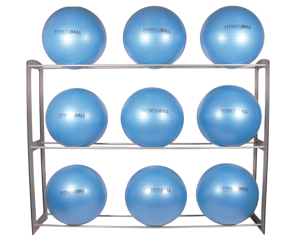 Olive Fitness Ball Compact Rack Product 1