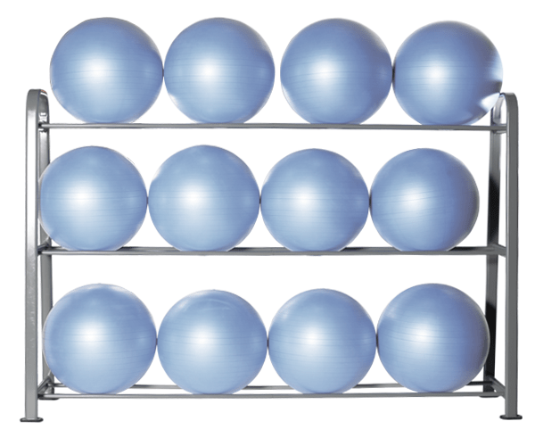 Olive Fitness Ball Rack PORTADA