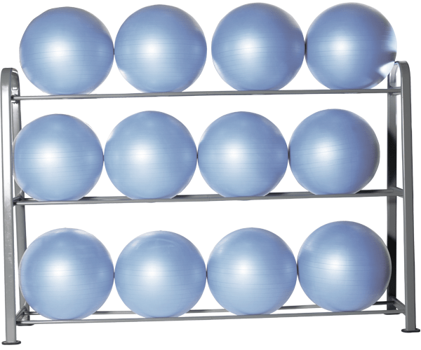 Olive Fitness Ball Rack Product