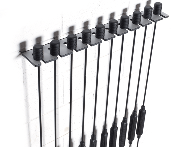 Olive Flex Bar Compact Rack PORTADA