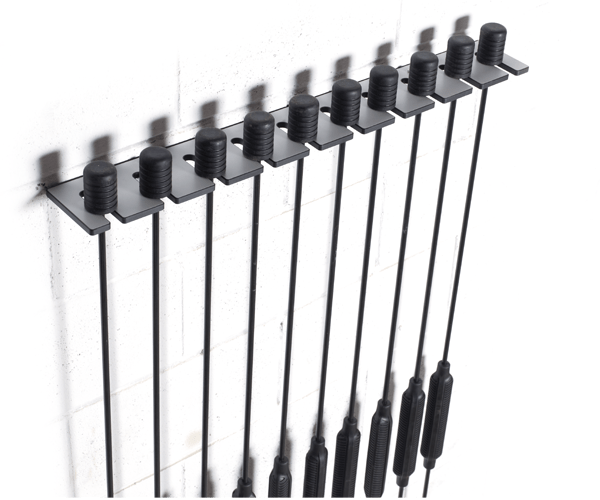 Olive Flex Bar Compact Rack Product 1