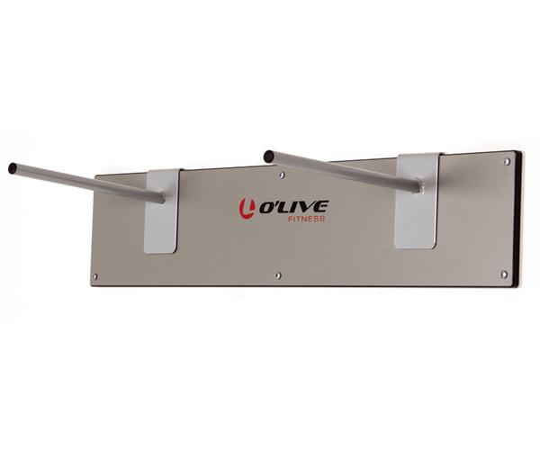 Olive Mat Adjustable Compact Hanger PORTADA