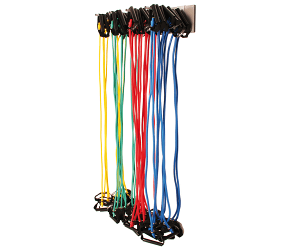Olive Multiple Elastic Compact Rack Product 1