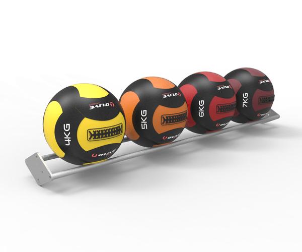 Olive Multiple Rack Ball Shelf Product