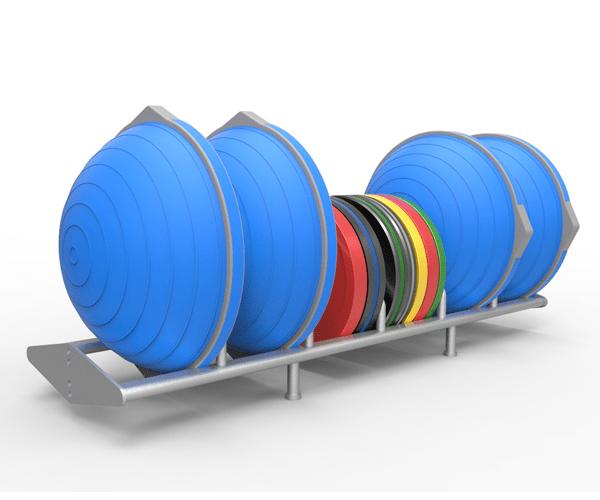 Olive Multiple Rack Plates-Bosus Shelf Product 1