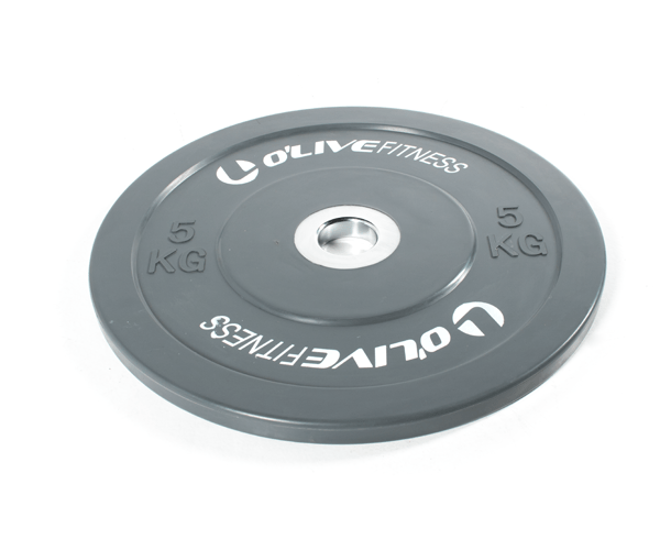 Olive Olympic Competition Bumper Plate PORTADA