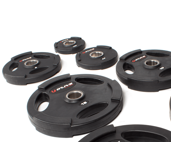 Oliver Olympic Rubber Discs Product 2