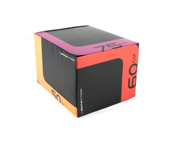 oft Adjustable Plyometric Box