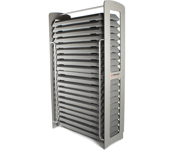 Olive Step Platform Compact Rack PORTADA