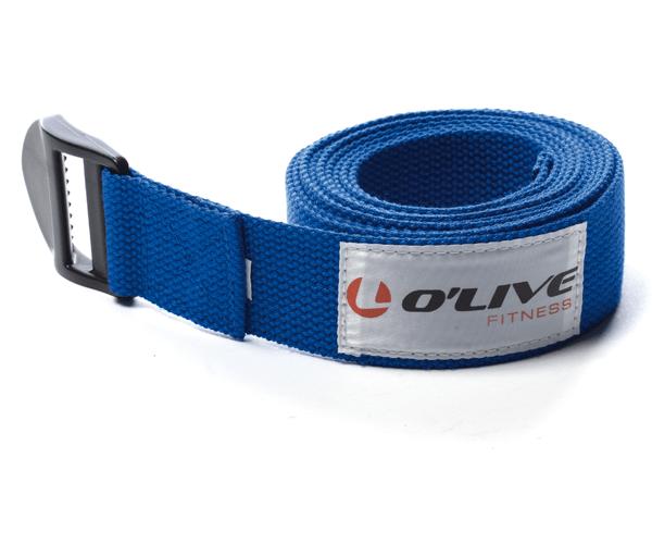 Olive Yoga Strap NEW 1