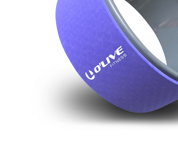 Olive Yoga Wheel NEW 1