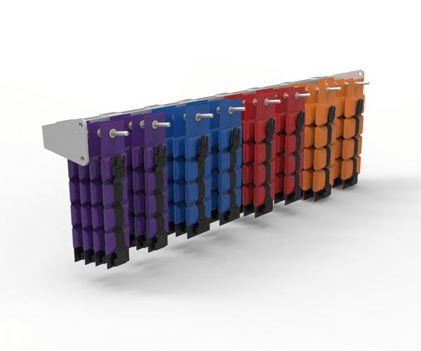 Oliver Multiple Rack Versatile Shelf Product 2