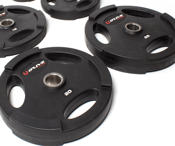 Oliver Olympic Rubber Discs Product 1