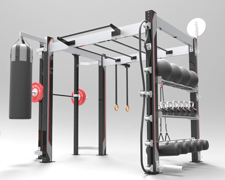 rangement personnalisé de gym produit