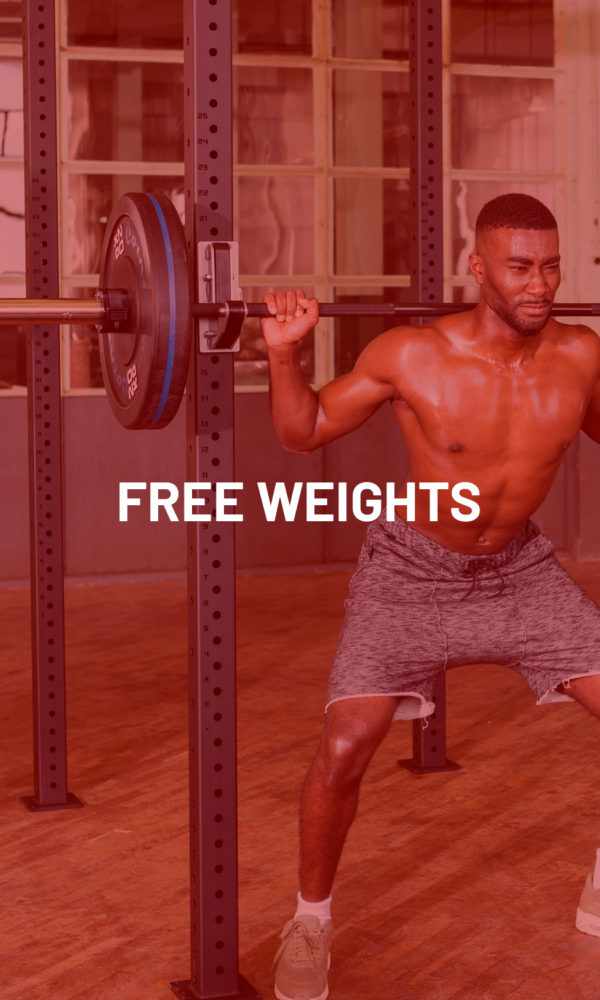 free weights FILTER