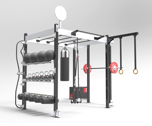 fitness rigs and racks