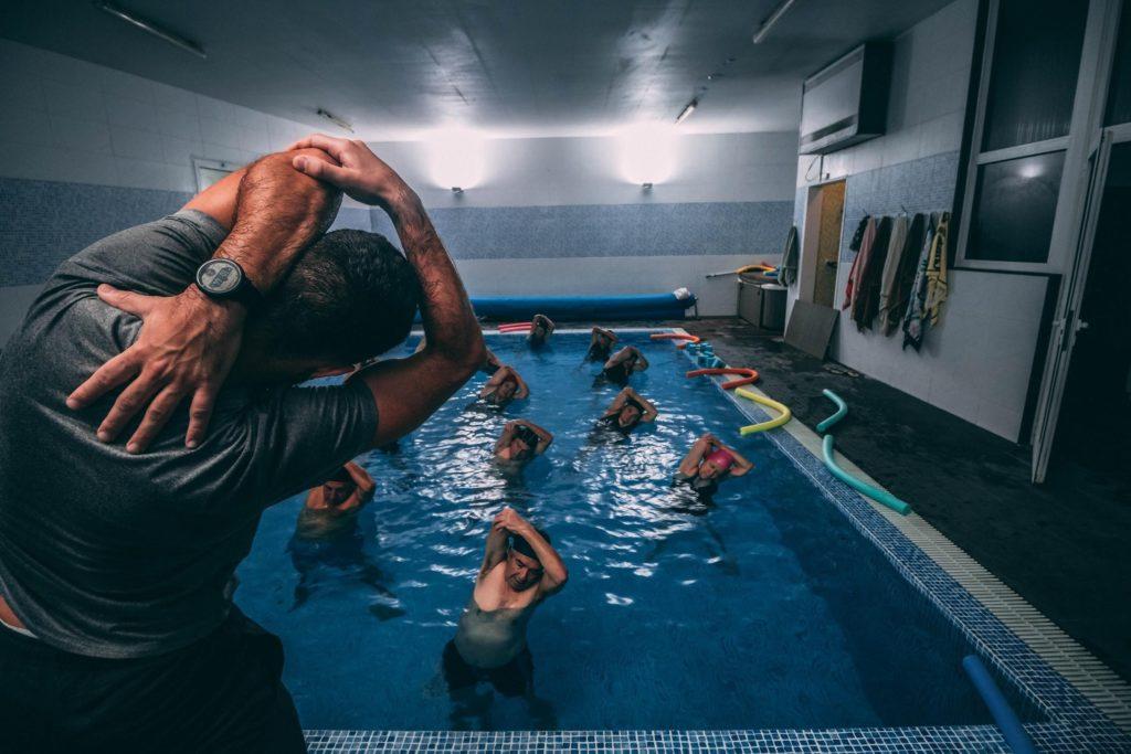 Aqua Fitness Equipment