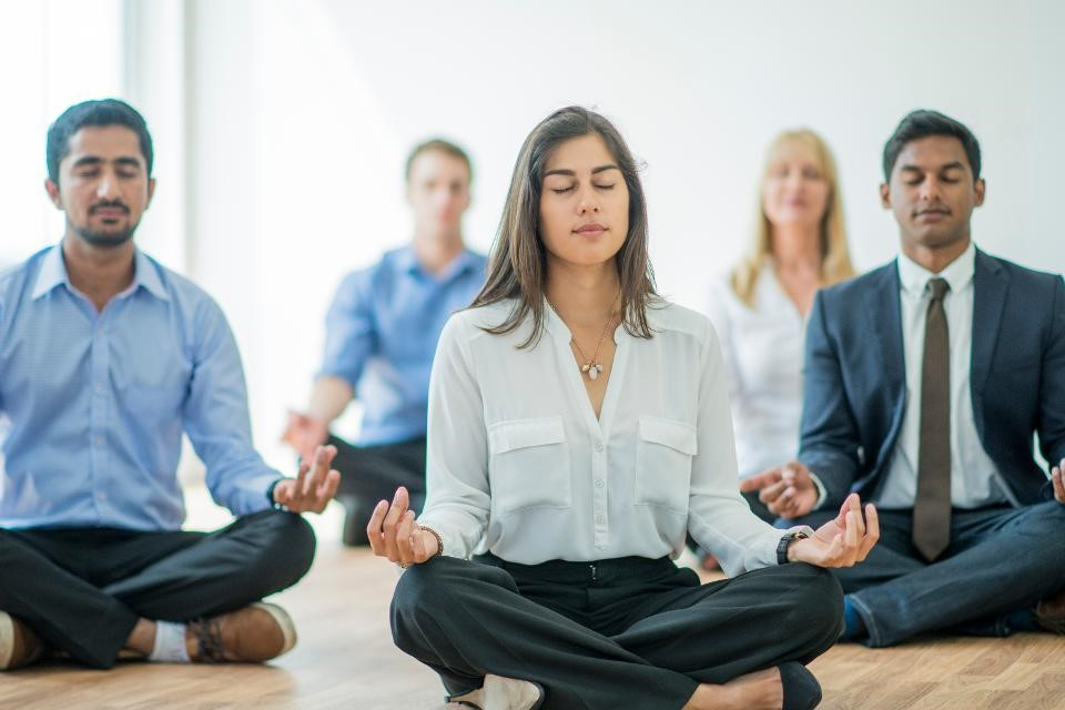 Corporate Wellness as a preventive measure against stress