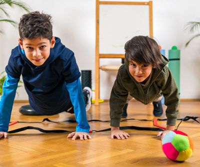 functional exercise for kids