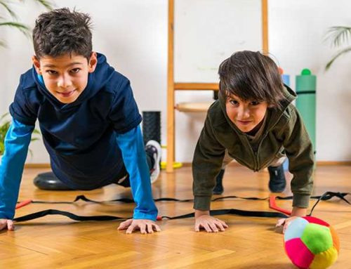 How far can we go with functional training for kids?