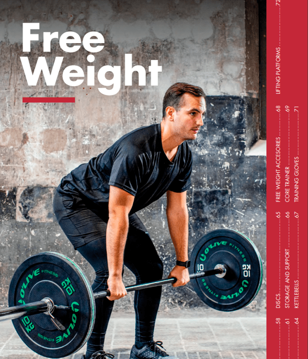 FREE WEIGHT CATALOG