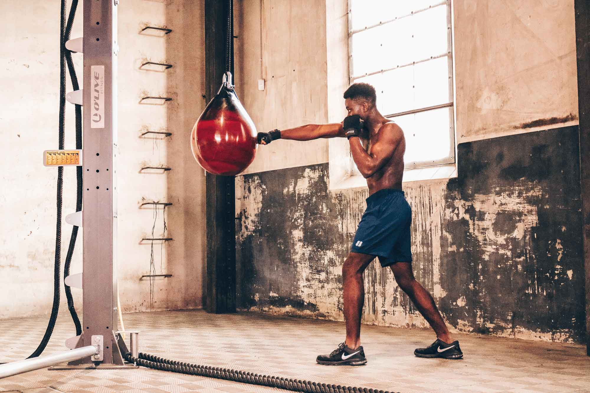 Boxing for fitness